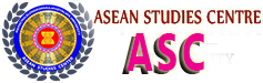 ASEAN Studies Centre Logo