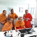 KM : Tea Talk for Learning and Sharing : ฝึกอบรมเชิงปฏิบัติการระบบ ThaiJO จากศูนย์ดัชนีการอ้างอิงวารสารไทย