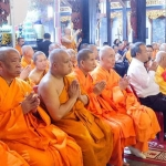 Vice- Director to ASC as a delegate of Thailand Supreme Sangha visiting Vietnam