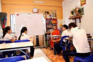 กลุ่มยุวสงฆ์อาเซียนสร้างพื้นที่การเรียนรู้เพื่อประชาคมอาเซียนสันติสุข