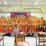 สถาบันภาษาร่วมกับศูนย์อาเซียนศึกษาจัดโครงการ English for School Students